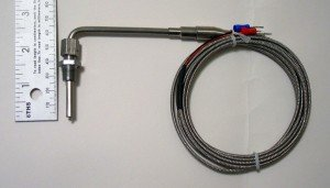 EGT Sensors to Suit DPF Removed Vehicles