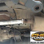 Stainless Steel Pajero Race Pipe SMALL (4)