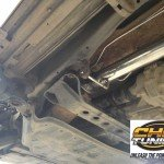 Stainless Steel Pajero Race Pipe SMALL (3)