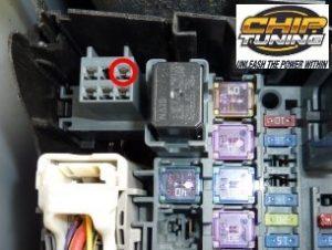 Mazda 6 Data Plug