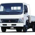 2012 Mitsubishi Fuso Diesel Particulate Filter (DPF)