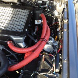 70 Series V8 Install (2)