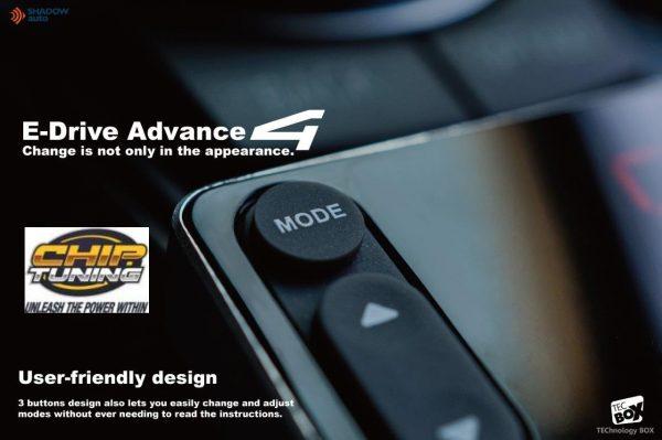 E-Drive 4 Advance Throttle Controller