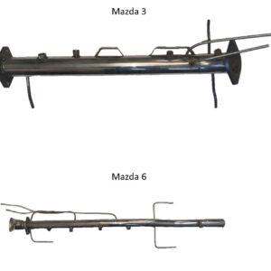 mazda 3 6 race pipe