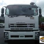 Isuzu Truck ECU Removal Process